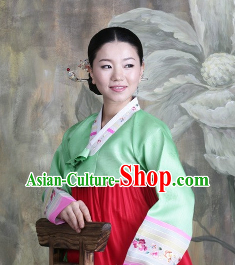 Top Korean Ceremonial Clothing Asian Fashion online Clothes Shopping National Costume for Women