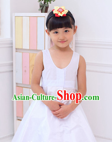 Top Korean Modern Hanbok Panier for Kids