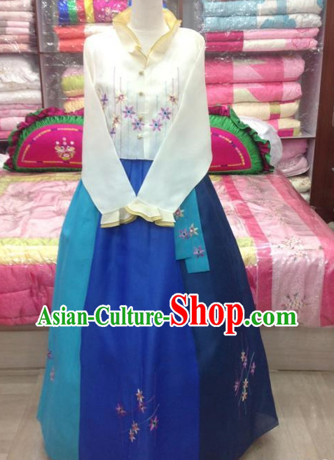 Top Korean National Costumes for Women