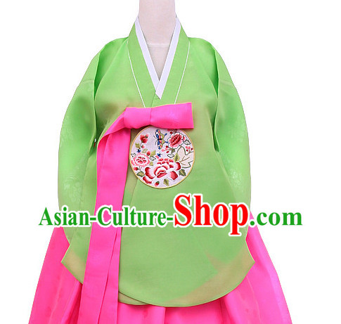 Top Korean National Dancing Costumes for Women