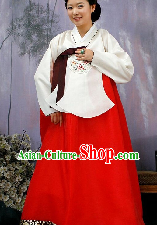 Top Korean National Dangui Hanbok for Women