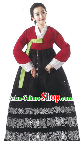 Top Korean Folk Dress online Traditional Costumes National Costumes for Women