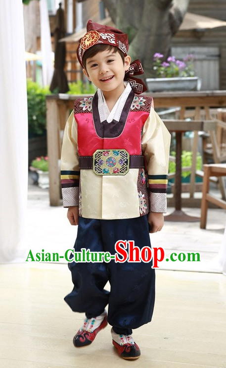Top Traditional Korean Kids Fashion Kids Apparel Baby Clothes for Girls