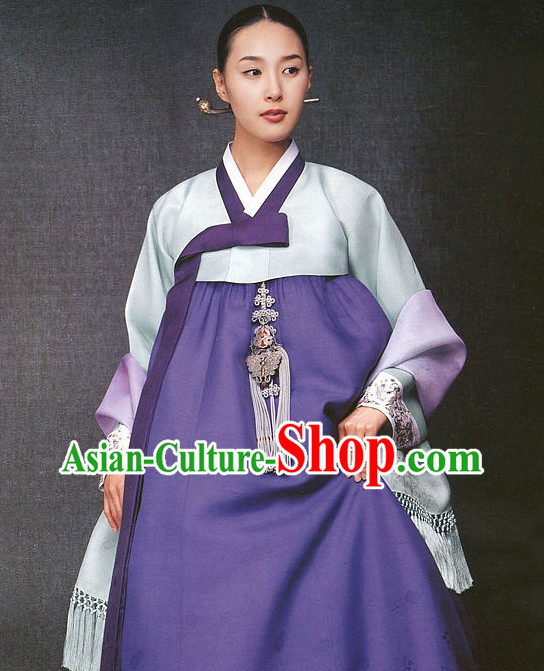 Korean Traditional Clothing Ladies Fashion Plus Size Clothing Women Clothes
