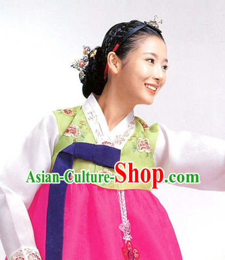 Top Korean Traditional Clothes for Women