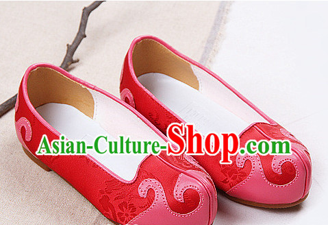 Korean Traditional Birthday Shoes for Boys
