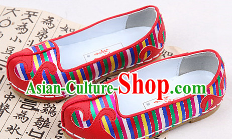 Korean Traditional Birthday Shoes for Girls