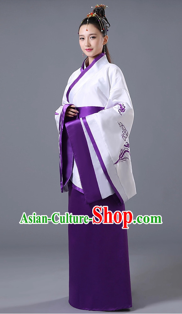 Chinese Classical National Costumes for Women
