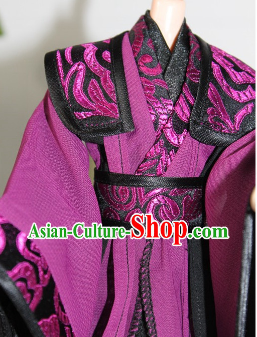 Traditional Chinese Imperial Dresses for Adults