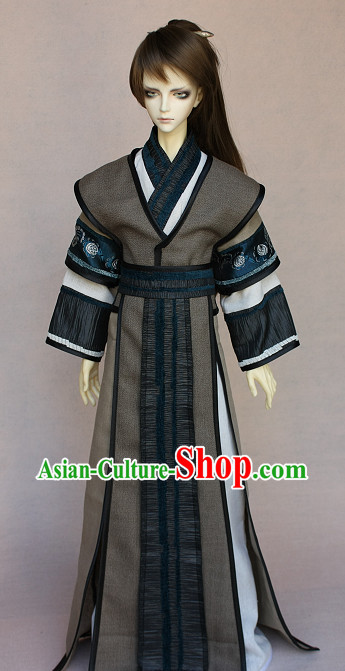 Chinese Halloween Costumes for Ancient Chinese Swordsmen