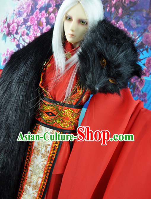Chinese Traditional Emperor Costumes for Men