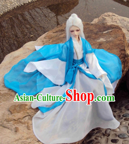 Asian Chinese Cosplay Halloween Costumes for Men