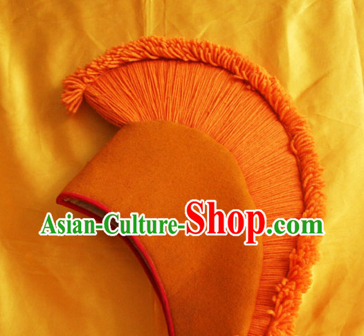 Tibetan Traditional Monk Hat