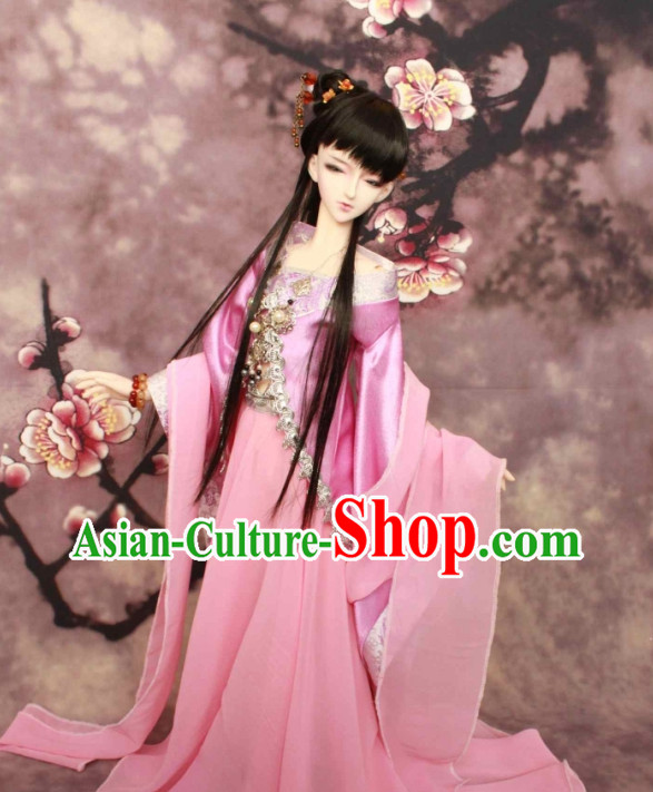 Ancient Chinese Queen of Flowers Costumes for Women