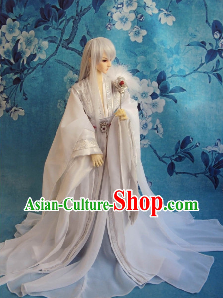 Asian Fashion Chinese Young Men Halloween Costumes for Men