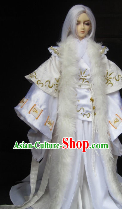 Asian Fashion Chinese Emperor Halloween Carnival Costumes for Men