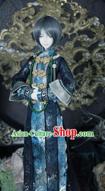 Asian Fashion Chinese Noblemen Cosplay Costumes for Adults
