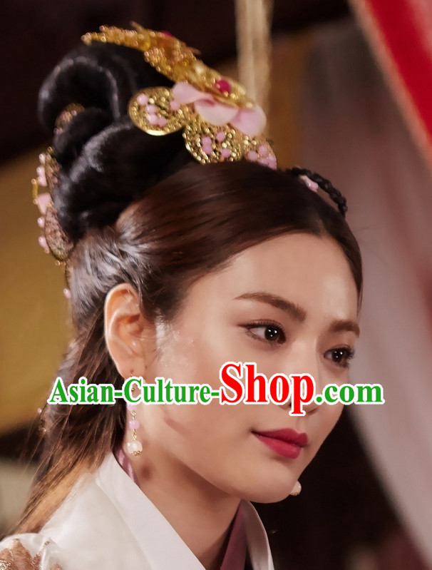 Chinese Traditional Princess Hair Accessories for Women