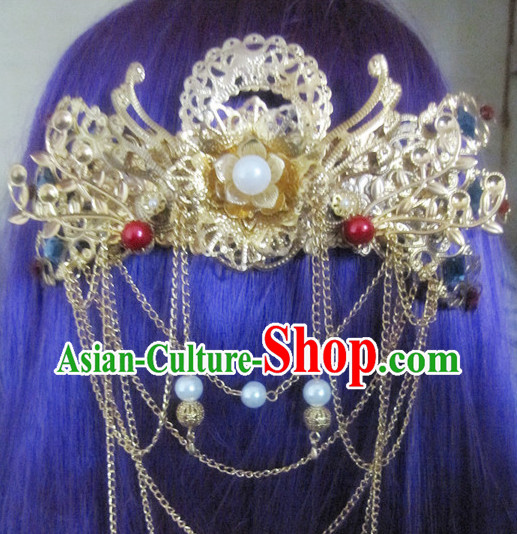 Chinese Traditional Handmade Phoenix Hair Clasp