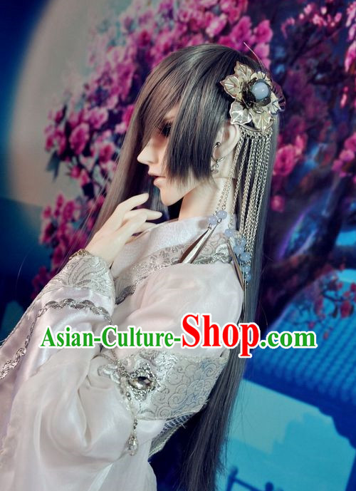 Chinese Traditional Handmade Hair Decorations Set