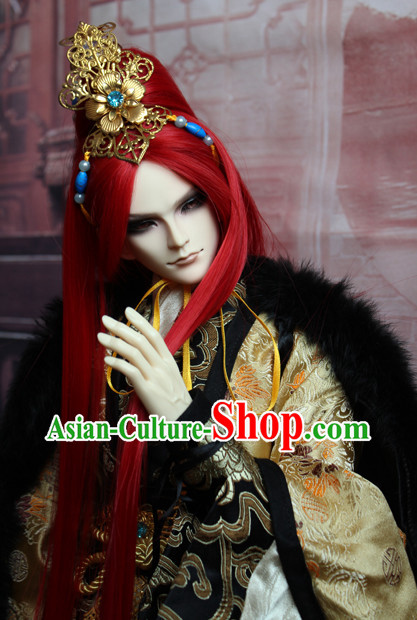 Chinese Traditional Handmade Emperor Crown