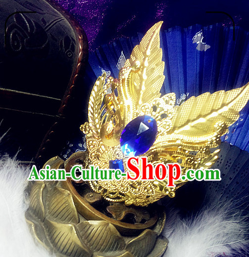 Chinese Traditional Handmade Prince Crown