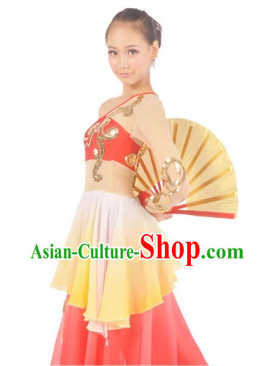Chinese Ballerina Costume Contemporary Costumes for Women