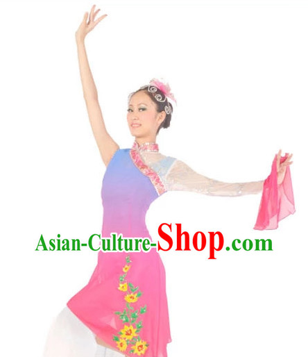Custom Made Chinese Classical Dance Attire