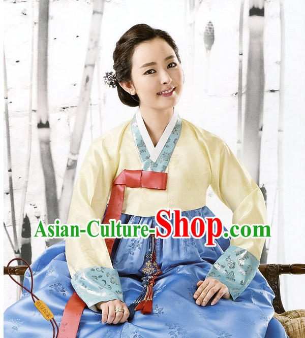 Korean Traditional Dress Complete Set for Ladies