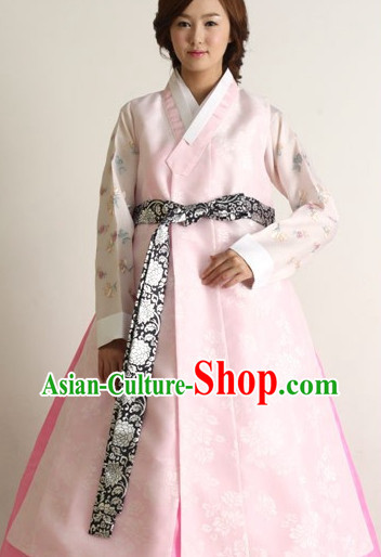 Top South Korean Ancient Costumes Complete Set