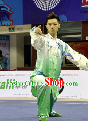 Top Asian China Tai Chi Qi Gong Yoga Uniform