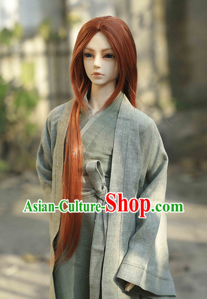 Chinese Costumes Traditional Clothing China Shop Hanfu Poet Outfit for Men