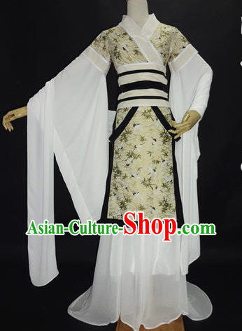Asian Fashion Chinese Hanfu Costumes Halloween Costumes for Women