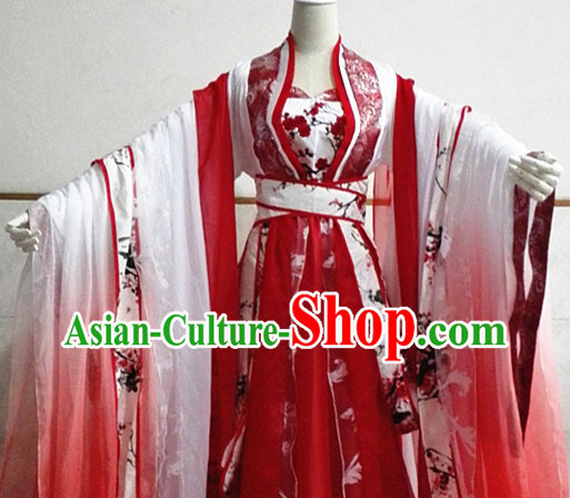Asian Fashion Chinese Royal Halloween Costumes for Women