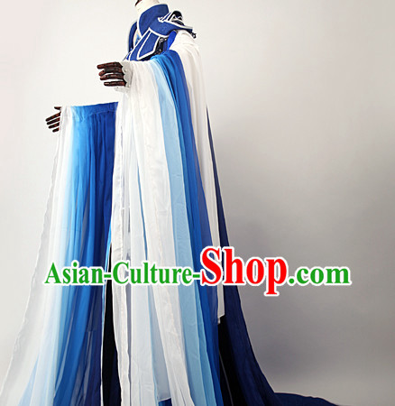 Chinese Prince Hanfu Cosplay Halloween Costumes Carnival Costumes for Men