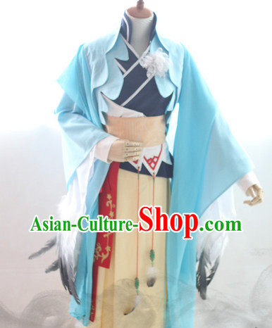 Chinese Costume Asian Fashion China Civilization Cosplay Carnival Costumes