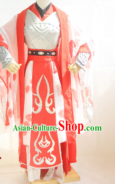 Chinese General Warrior Costume Asian Fashion China Civilization Medieval Costumes Carnival Costume