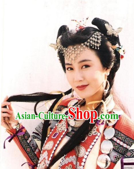 Chinese Traditional Hair Jewelry