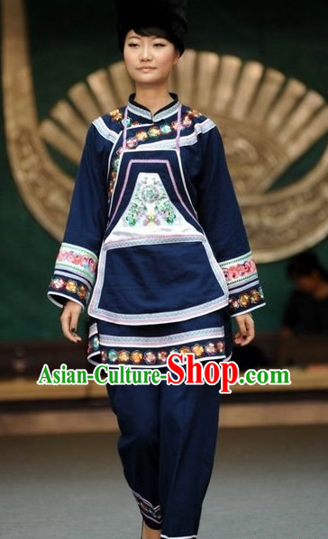 Oriental Clothing Chinese Traditional Ethnic Plus Size Clothing online for Women