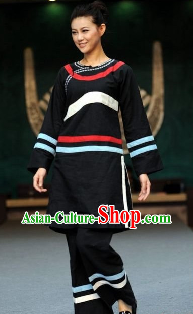 Oriental Clothing Chinese Traditional Ethnic Plus Size Clothes online for Women