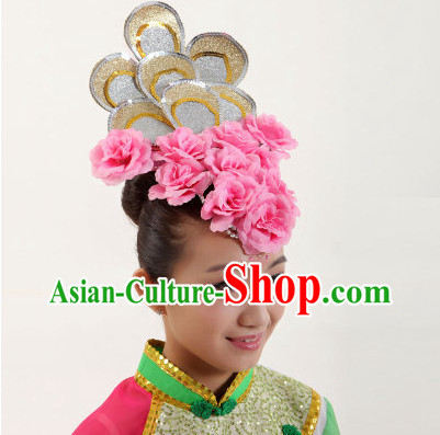 Chinese Classical Dance Flower Headwear