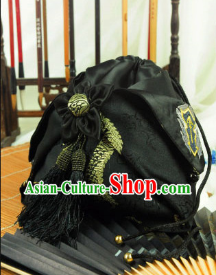 Asian Fashion Chinese Classical Hanfu Accessories Traditional Handmade Designer Hand Bags