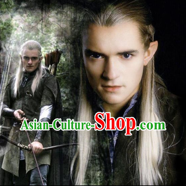 The Lord of the Rings Superhero Long Wig