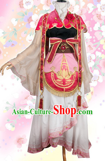 Asian Chinese Fashion Princess Halloween Costumes Cosplay Costumes Plus Size