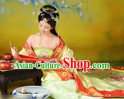 Asian Chinese Empress Costume for Women