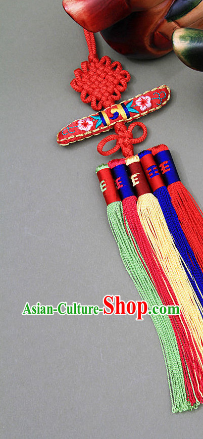 Korean Traditional Clothing Accessory