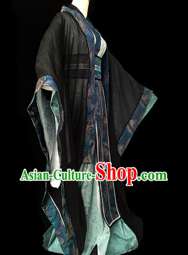 Chinese Traditional Costumes Asia Fashion Ancient China Culture for Men