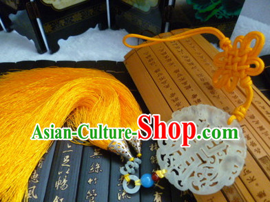 Chinese Traditional Clothing Body Accessories Belt Hanging