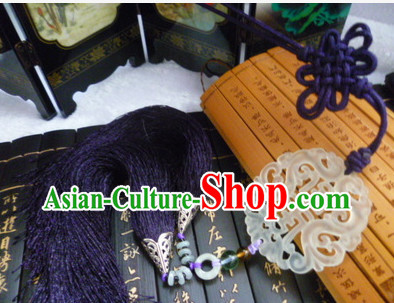 Chinese Traditional Clothing Body Accessories Belt Hanging Decorations