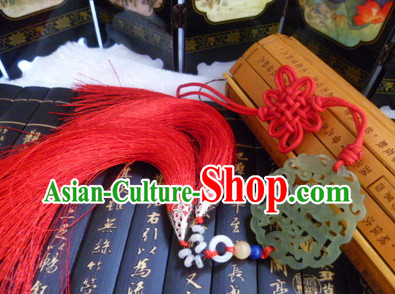 Chinese Traditional Clothes Body Accessories Belt Hanging Decoration